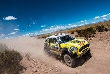 Mehr Rallyes - 2.000 Kilometer durch Hitze und Sand : X-raid geht wieder in die W�ste