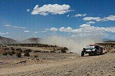 Dakar - Chicherit ist der Sieger: Etappe Acht: Ergebnis korrigiert