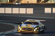 VLN - Hei�es Rennen in der W�ste: VLN-Teams beim 24-Stunden-Rennen in Dubai