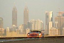 Mehr Sportwagen - Erstes Rennen im neuen Jahr: 24 Stunden Dubai: Die Vorbereitungen beginnen