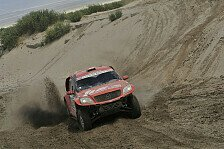 Dakar - Vierte Zielankunft in f�nf Jahren: HS RallyeTeam beendet Dakar auf 13. Rang