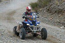 Dakar - Auf dem Weg zum Sieg: Quads: Patronelli distanziert die Konkurrenz