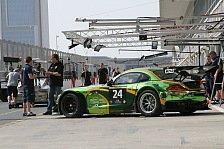 Mehr Sportwagen - Fach Auto Tech erneut schnell: Dubai: Schubert-BMW �bernimmt die Spitze