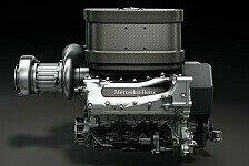 Formel 1 - Eine Runde in Monza simuliert: Video: So h�rt sich der Mercedes V6 an