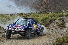 Dakar - Kann nicht alles gleichzeitig machen: Loeb: 2014 kein Dakar-Start geplant