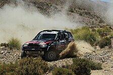 Dakar - Heimsieg f�r Terranova: X-raid dominiert zehnte Etappe