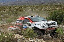 Dakar - Keinerlei schwerwiegende technische Probleme: Toyota freut Zuverl�ssigkeit