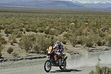 Dakar - Dakar 2013 - 8. Etappe