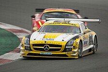 Mehr Sportwagen - Platz 7 f�r Black Falcon-Team: Jans: Ein Luxemburger erobert Dubai