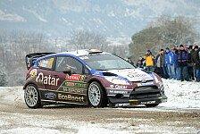 WRC - Fahrer mit unterschiedlichen Informationen: M-Sport r�tselt �ber das Wetter