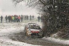 WRC - Gro�e Probleme mit der Zeitnahme: Monte Carlo: Loeb f�hrt nach drei Bestzeiten