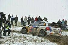 WRC - Nur der Aperitif: Volkswagen �bertrifft eigene Erwartungen