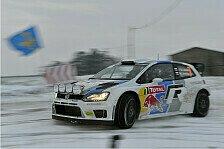 WRC - Reifenwahl wird zur Lottterie: Erfolgreicher Monte Carlo-Probelauf f�r VW