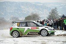 WRC - Bilder: Rallye Monte Carlo - Shakedown & Qualifying