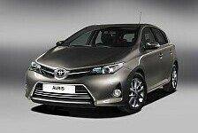 Auto - Verkaufsstart f�r die zweite Modellgeneration: Neuer Toyota Auris jetzt beim H�ndler