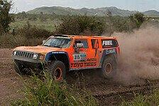 Dakar - Peterhansel steht kurz vor Dakar-Sieg: Robby Gordon siegt im Hummer