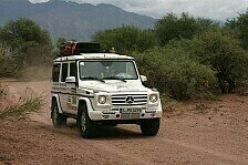 Dakar - Hoher Speed statt Improvisationstalent: Blog: Sprintveranstaltung Dakar