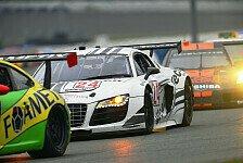 Mehr Sportwagen - Audi testet f�r Daytona