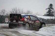 WRC - �stberg kommt nicht ins Rollen: Novikov: Gro�angriff auf das Monte-Podium