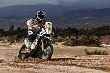 Dakar - Despres biegt in F�hrung auf die Zielgeraden: Lokalmatador Lopez siegt und hofft