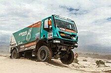 Dakar - Video: Ivecos R�ckblick auf die Dakar 2013