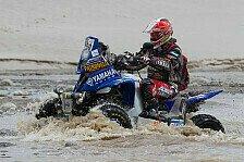 Dakar - Fast zwei Stunden Vorsprung: Quads: Marcos Patronelli feiert zweiten Triumph