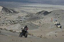 Dakar - Botturi im Pech: Joan Barreda Dritter auf 12. Dakar Etappe