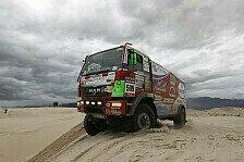 Dakar - Dakar 2013 - 11. Etappe