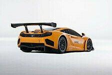 Mehr Sportwagen - McLarens neuer MP4-12C GT3
