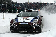 WRC - M-Sport-Trio mit starkem Auftritt: Novikov schnappt sich dritten Platz