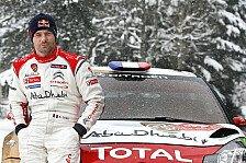 WRC - VW erobert Deb�t-Podest: Loeb triumphiert in Monte Carlo