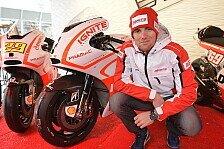 MotoGP - Die MotoGP ist wie das NBA All Star Game: Spies w�rde CRTs eigenes Podest g�nnen
