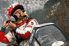 WRC - Bestzeit vor drei Ford-Piloten: Hirvonen gewinnt Qualifikation in Mexiko