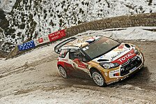 WRC - Latvala schmei�t den Polo weg: Monte Carlo: Loeb trotz F�hrung ver�rgert