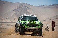 Dakar - Peterhansel und Cottret gewinnen Dakar 2013: Vier X-raid-Fahrzeuge in den Top-Zehn