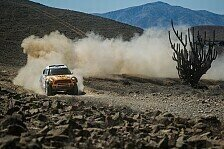 Dakar - Orlando Terranova startet im MINI ALL4 Racing: X-raid und Terranova greifen 2013 zusammen an