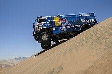 Dakar - Vom Mechaniker zum Dakar-Sieger: Trucks: Russischer Dreifach-Erfolg in der W�ste