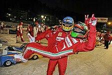 Mehr Motorsport - Heimspiel f�r den R�mer: Fisichella: Beim Finale wieder ein Superstar