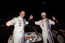 WRC - Bilder: Rallye Monte Carlo - Tag 4