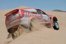 Dakar - Terranova schnellster MINI-Pilot: Sousa gewinnt �berraschend den Auftakt