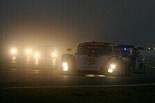 Mehr Sportwagen - Sicherheitsfahrzeug kontrolliert Feld: Daytona: Nebel behindert Renngeschehen