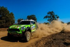 Dakar - Kleines Dakar-Monster: Best of 2013: Mini All4 Racing