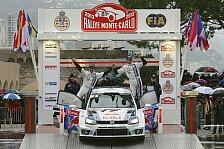 WRC - Bilder: Rallye Monte Carlo - Tag 5 & Podium