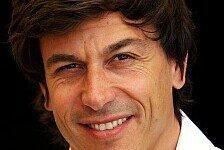 Formel 1 - Noch keinen Tag in Brackley verbracht: Wolff muss sich noch orientieren