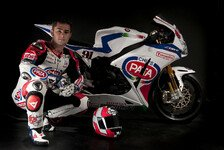 Superbike - Rea und Haslam fiebern Saisonstart entgegen: Pata Honda offiziell pr�sentiert