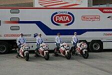 Superbike - Bilder: Pr�senation von Pata Honda