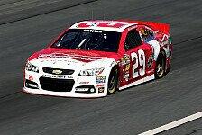 NASCAR - Testfahrten in Charlotte