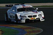 DTM - Von der F1 mit Vollgas in die DTM: Video - Glock dreht Runden im BMW M3