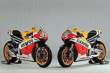 MotoGP - Neuer Glanz: Video - Teampr�sentation Repsol Honda