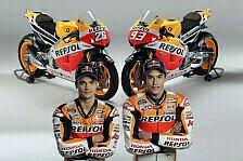 MotoGP - Was beide voneinander lernen k�nnen: Video - Pedrosa �ber Marquez, Marquez �ber Pedrosa